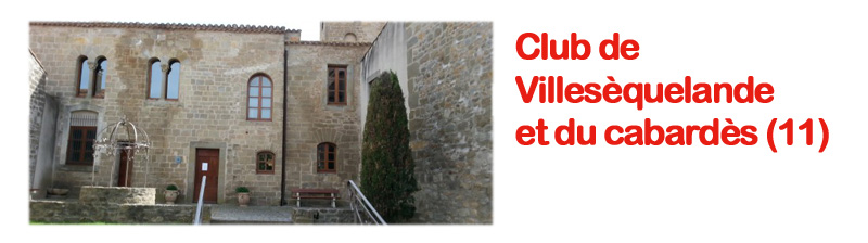 Club de Villesèquelande et du Cabardès