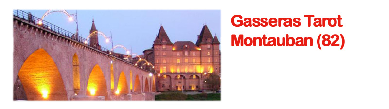 Gasseras Tarot Montauban